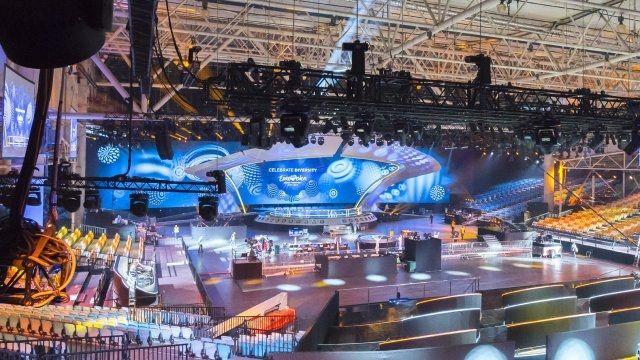 PRG offizieller Dienstleister des Eurovision Song Contest 2017 in Kiew