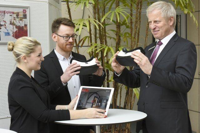 LK schafft virtuelle Realitäten für die Immobilienbranche