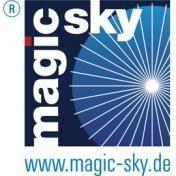 dlp motive und Magic Sky an zwei Hauptveranstaltungsorten des 36. Evangelischen Kirchentages in Berlin vertreten
