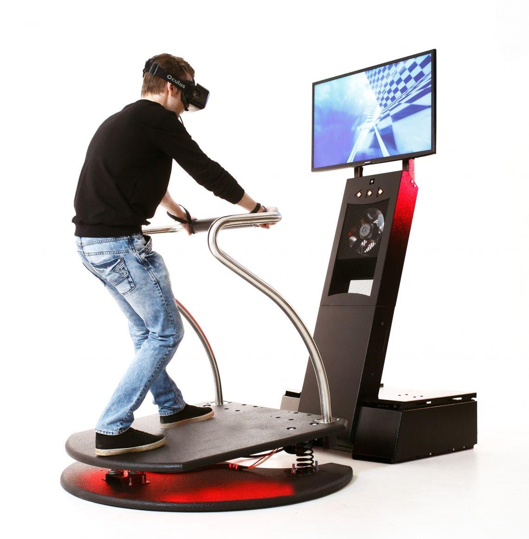 VR Xtreme – der 5D-Eventsimulator
