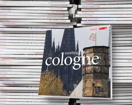 Cologne Convention Bureau setzt mediale Präsentation des Tagungsstandorts Köln neu auf