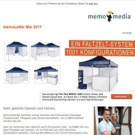 memoLetter 05-2017