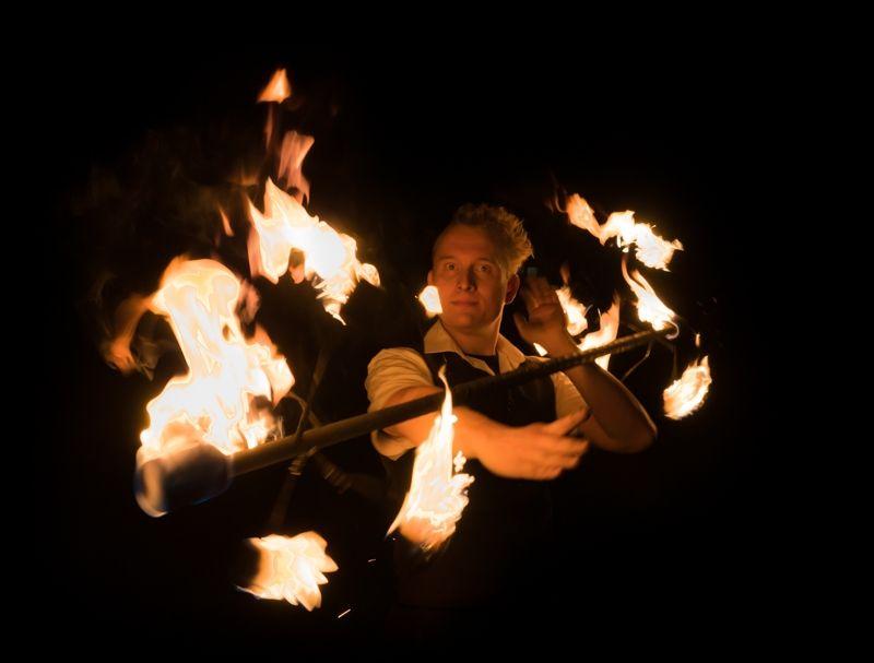 Modern Juggling feiert 10 Jahre Bühnenjubiläum