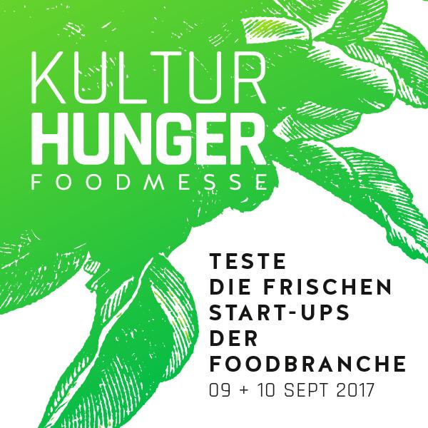 Catering Guide präsentiert sich auf der Kulturhunger Hamburg