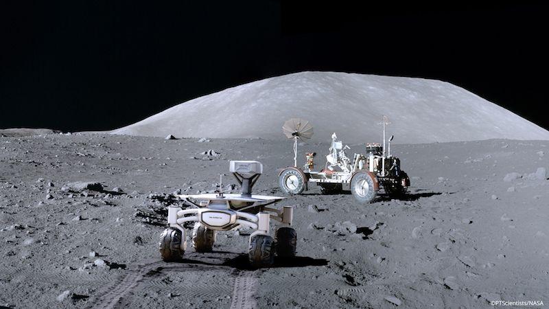 Riedel wird Partner der PTScientists für die Mission to the Moon