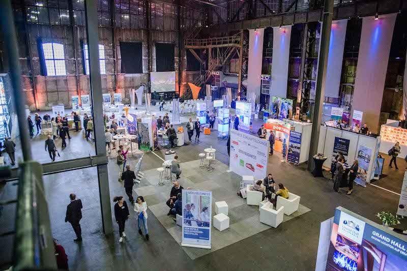 LOCATIONS Rhein-Ruhr – Inspiration vor einzigartiger Industriekulisse