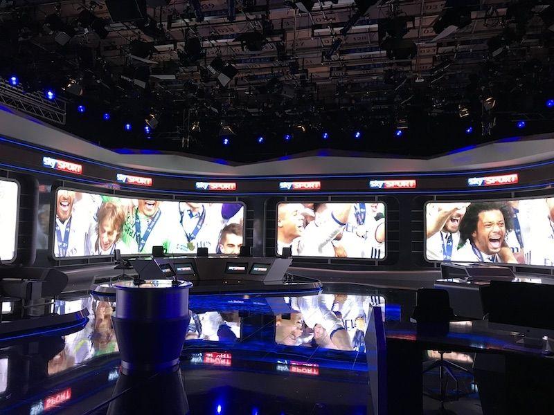 Sky Sport HQ – alles neu mit MediorNet