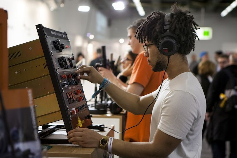 Musikmesse und Prolight + Sound 2018