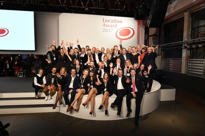 Location Awards 2017 in Offenbach verliehen