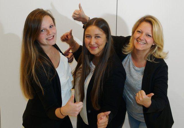 LK übernimmt fünf Auszubildende ins Team