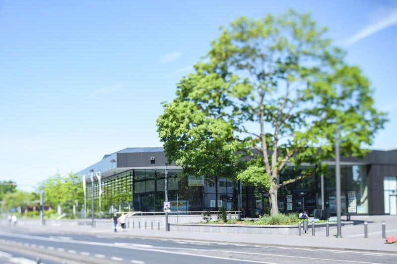 Stadthalle Troisdorf feiert 3-jähriges Jubiläum