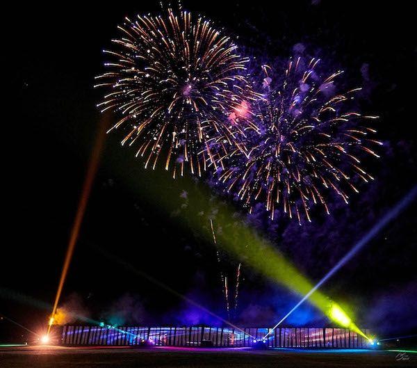 Multimediale Erlebnisse anlässlich des internationalen Drachenfestivals in Osnabrück/ Melle