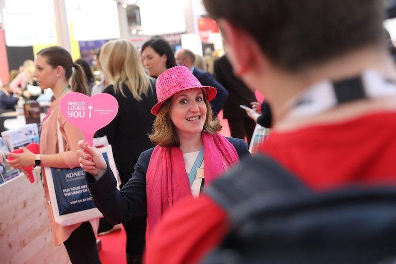 """""""She Means Business"""" – Austausch, Netzwerken und Lernen für Frauen auf der IMEX in Frankfurt"""