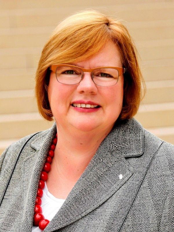Martina Fritz wird Geschäftsführerin der DPVT