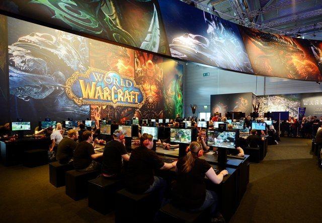LK unterstützt Computer- und Videospielgigant Activision Blizzard auf der Gamescom 2017