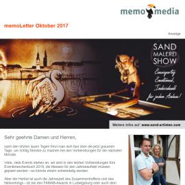 memoLetter 10-2017