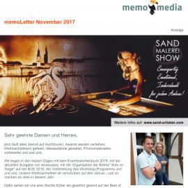 memoLetter 11-2017