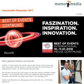 memoLetter 12-2017