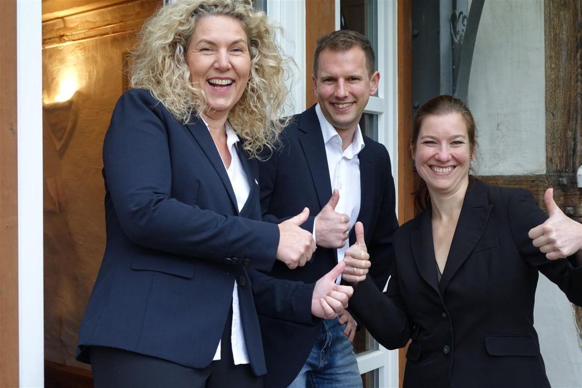 Ins neue Jahr mit vereinten Kräften - memo-media Verlags-GmbH übernimmt Catering Guides