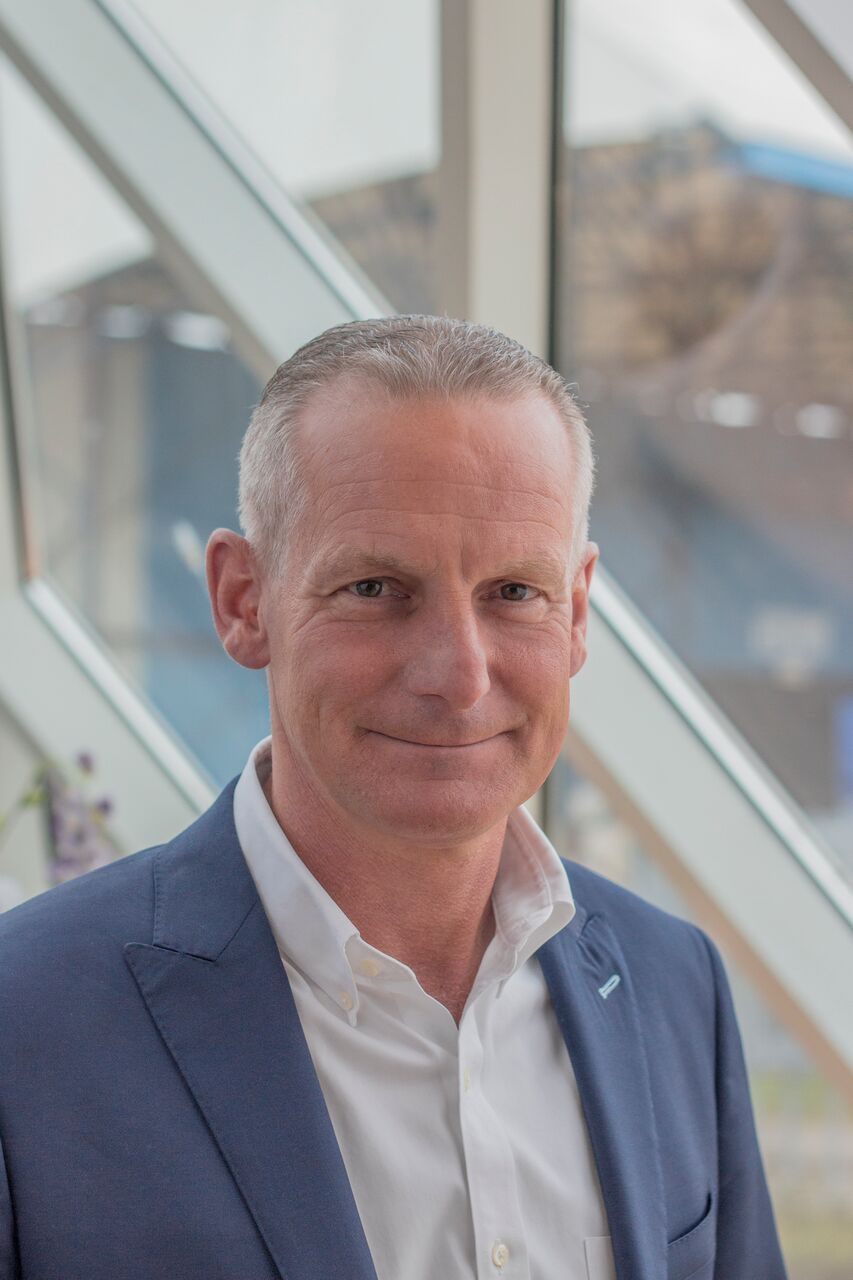 Arnout de Hair wird neuer CEO von Losberger De Boer