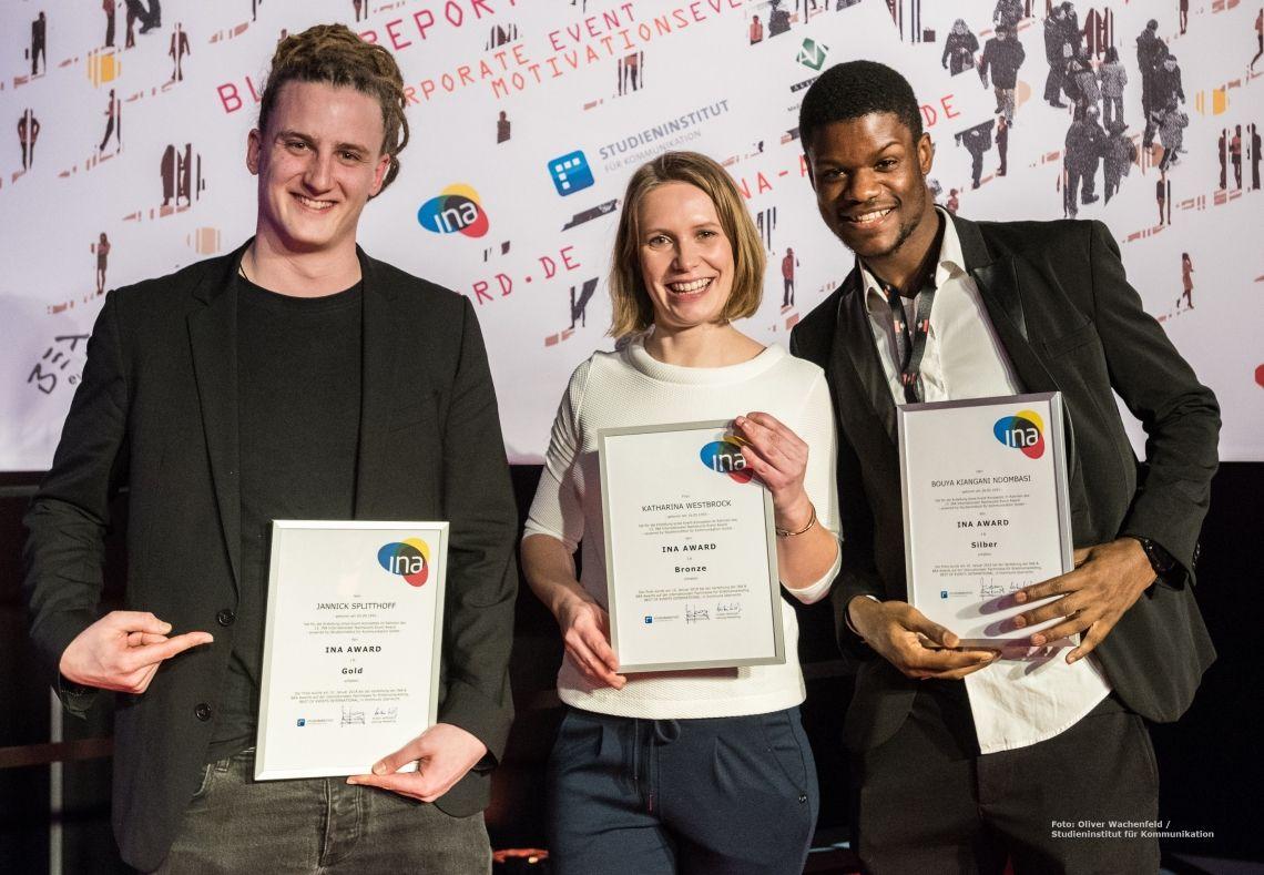 13. INA Award: Zum letzten Mal gab es Gewinner