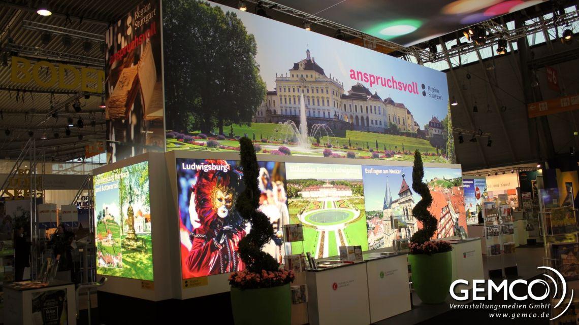 GEMCO das 6. mal auf der CMT Messe Stuttgart