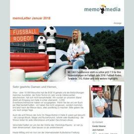 memoLetter 01-2018