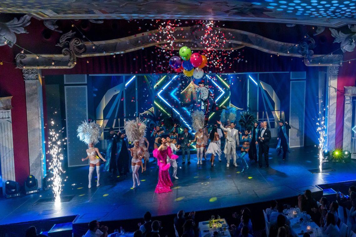 """Dinner-Show """"Cirque d'Europe"""" beendet Spielzeit"""
