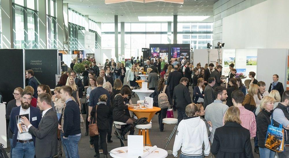 LOCATIONS-Messen 2018 / Jahresauftakt in Mannheim am 27. Februar