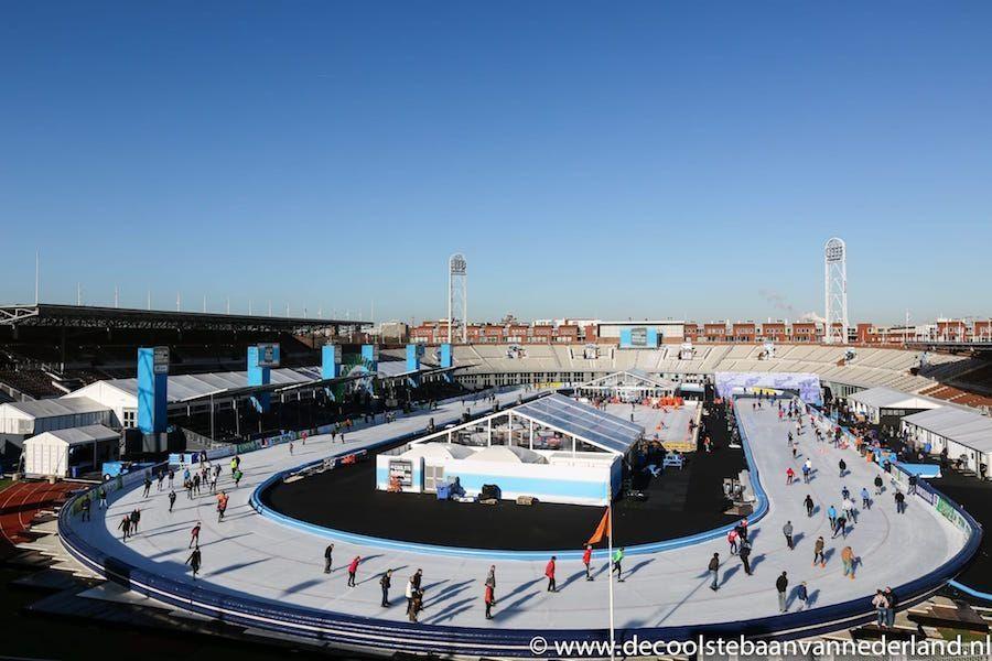 Die coolste Eisbahn kommt aus Amsterdam