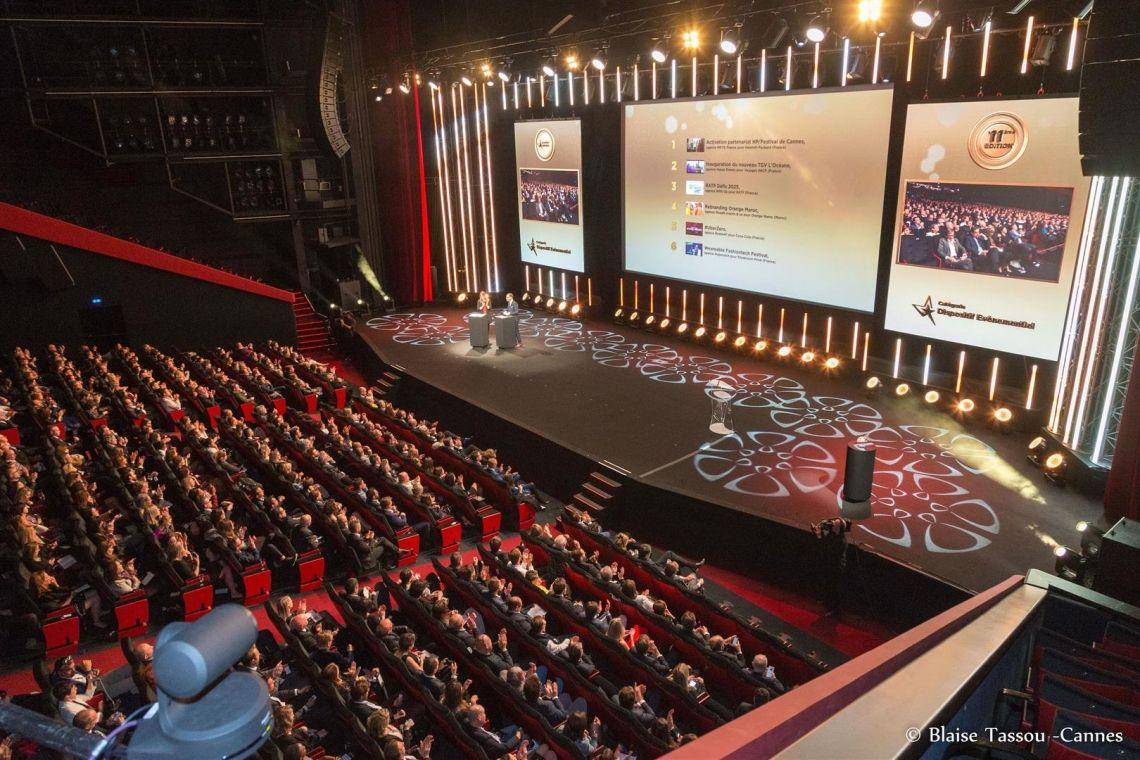 Heavent Awards in Cannes : Neuer Rekord bei den Einreichungen