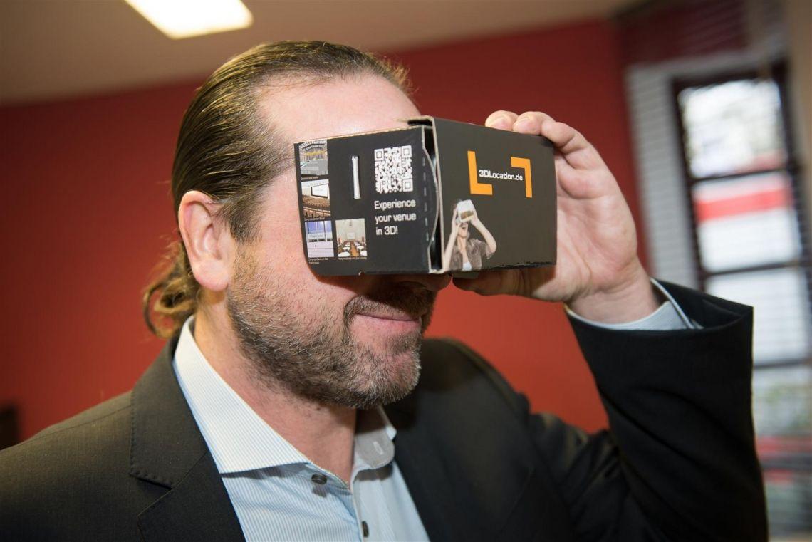 Die neue FILDERHALLE - Von ganz realem Baufortschritt und einer virtuellen Realität, die Sie zum Staunen bringt!