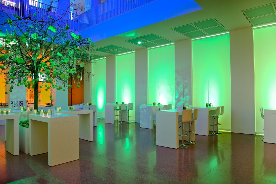 Lemonpie wird exklusiver Haus-Caterer des Museum Kunstpalast in Düsseldorf