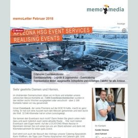 memoLetter 02-2018