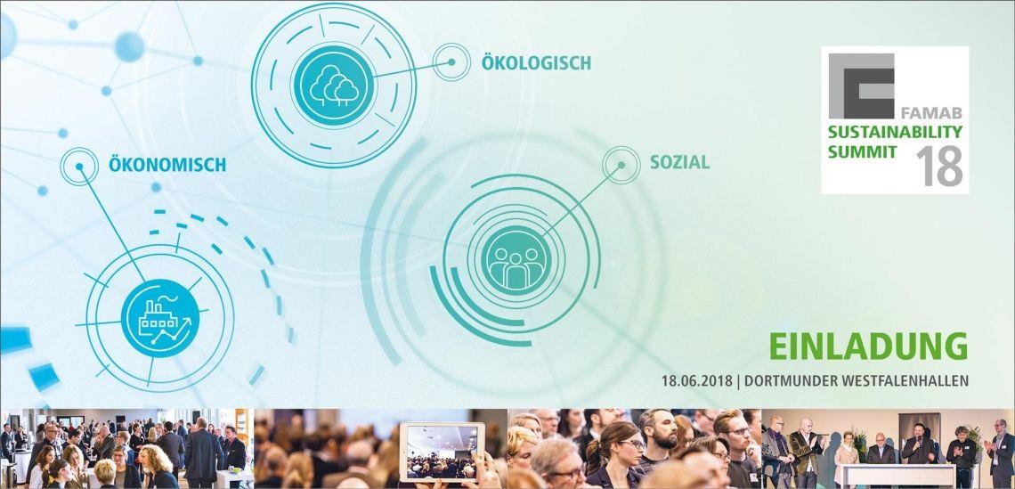 Spannende Neuzugänge beim FAMAB-Sustainability Summit