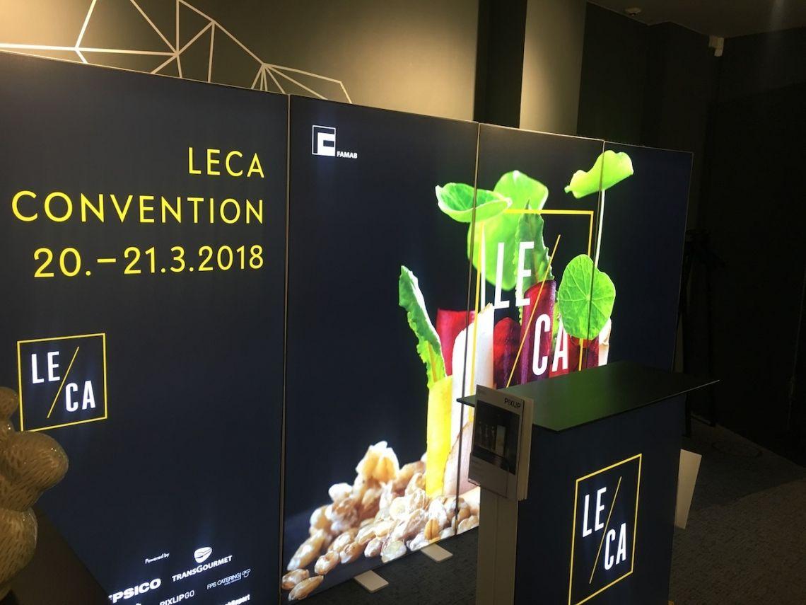 LECA Convention Berlin - Der Geschmack der digitalen Zukunft