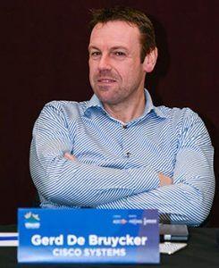 Gerd De Bruycker (Cisco) wird Jury-Präsident der Best Event Awards 2018
