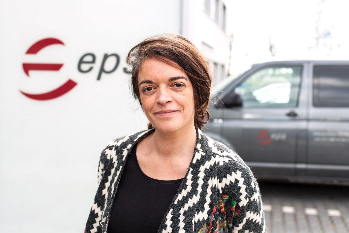 Celine Kühnel erweitert das Geschäftsführer-Team der eps gmbh