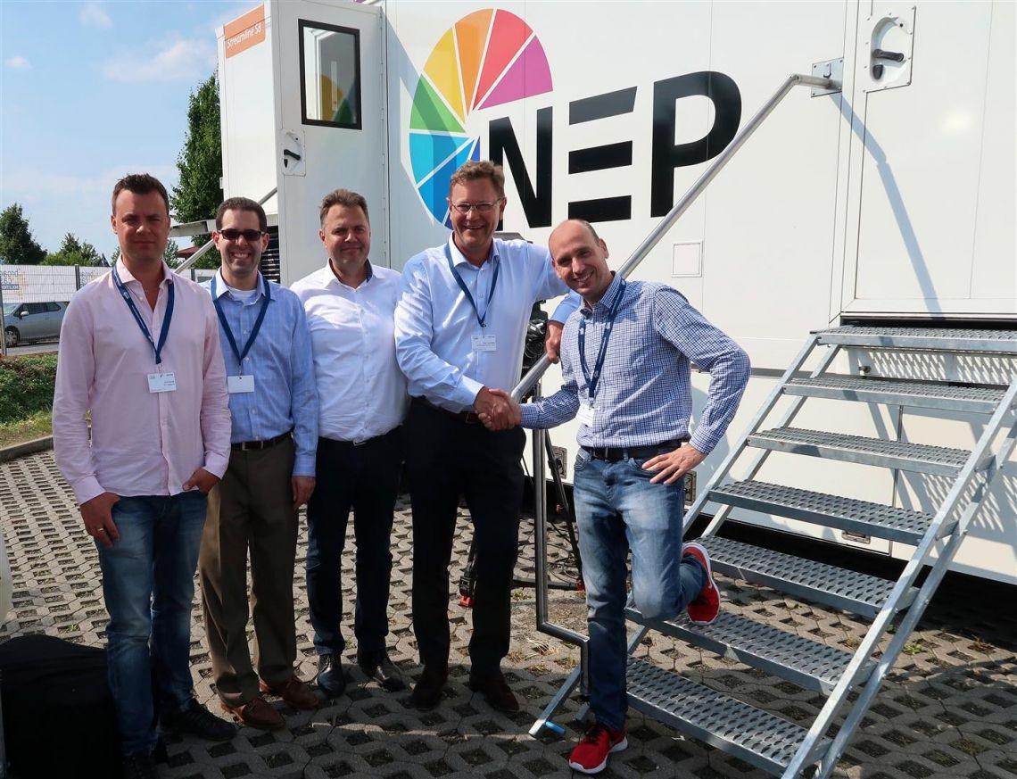 Skandinavisch, skalierbar, dezentral: NEP Schweden lässt  die klassische Video-Kreuzschiene hinter sich und  setzt auf MediorNet