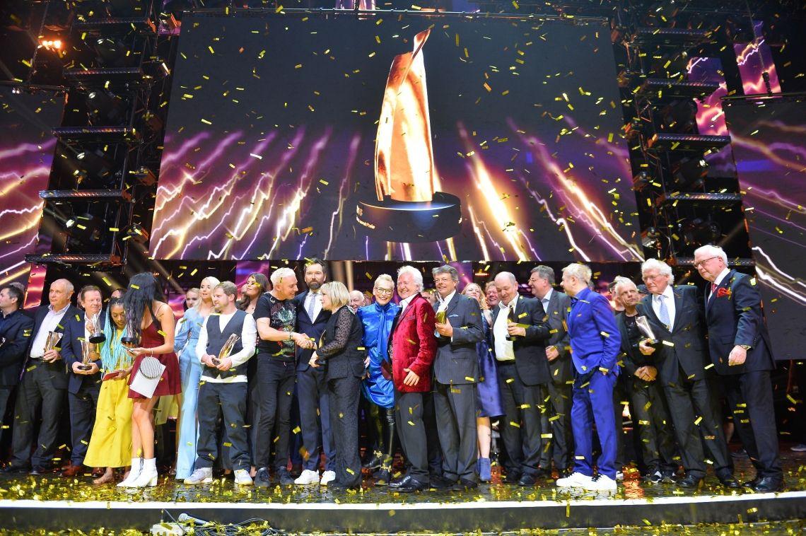 Bunt und vielfältig wie die Branche – Die 13. Verleihung des PRG Live Entertainment Award mit 1.400 Gästen in der Frankfurter Festhalle
