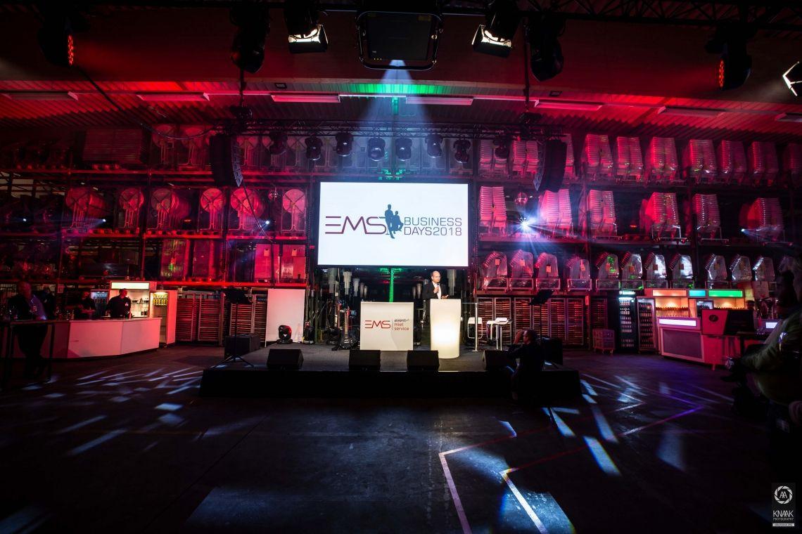 Norddeutsche Event-Branche trifft sich bei den ersten BUSINESSDAYS 2018 in Hannover