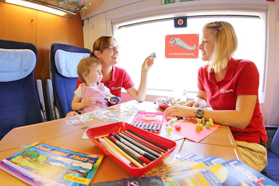 Proki erweitert das Kinderbetreuungsangebot im Zug