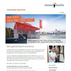 memoLetter 04-2018