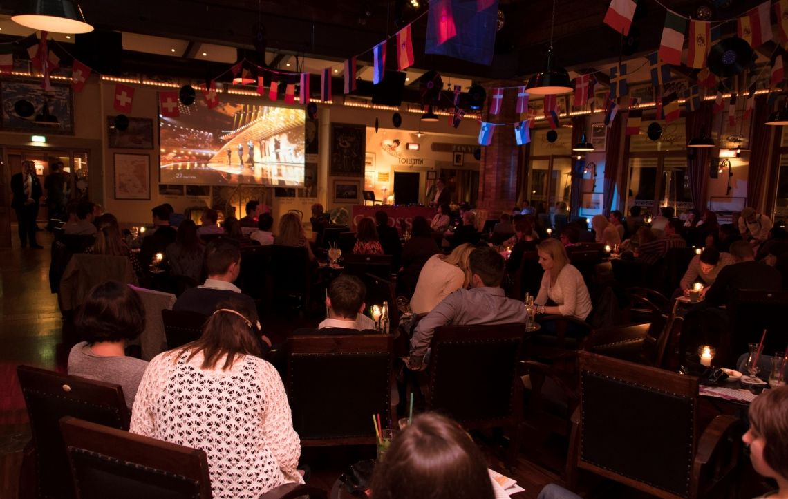 Public Viewing Party: Eurovision Song Contest im Europa-Park