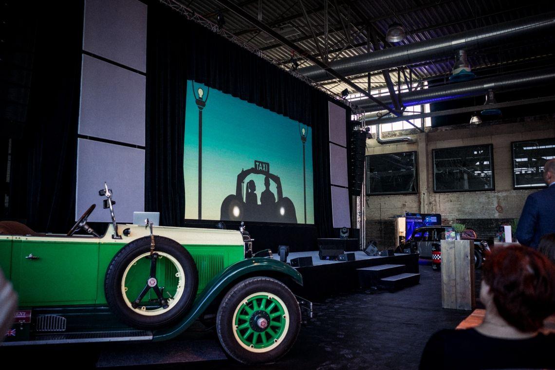 Shadowshow: Jubiläumsfeier des CCB in der Motorworld Köln