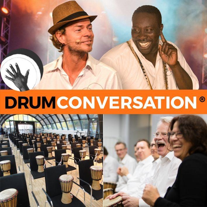 DRUM CONVERSATION startet ins 15. Jahr