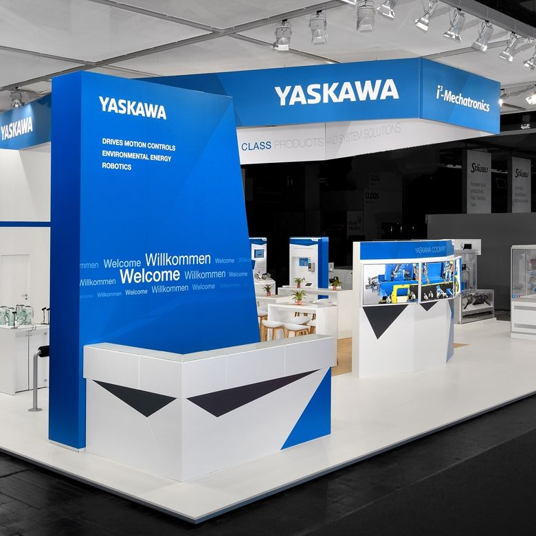YASKAWA mitten im globalen Hotspot für Industrie 4.0