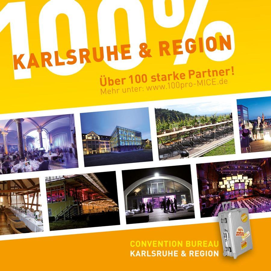 Convention Bureau Karlsruhe – Begeisterung, die ansteckt!