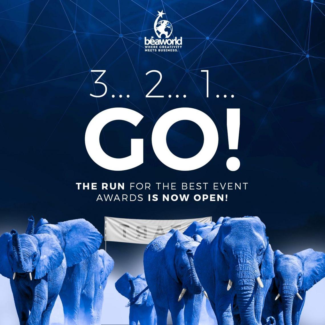 Bea World 2018: Jetzt einreichen für die Best Event Awards