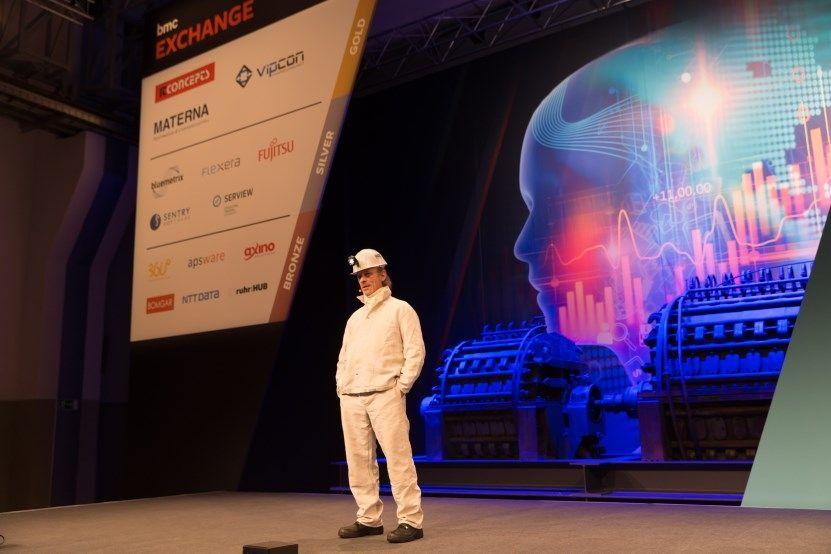 """Digitale Transformation live: commotion inszeniert """"BMC Exchange"""""""